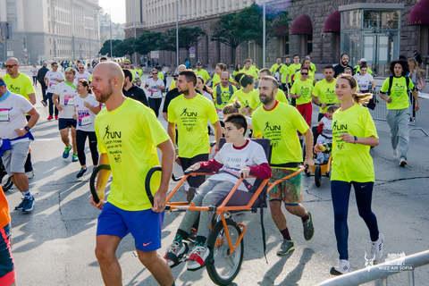 Участие в Wizz Air Sofia Marathon 2020